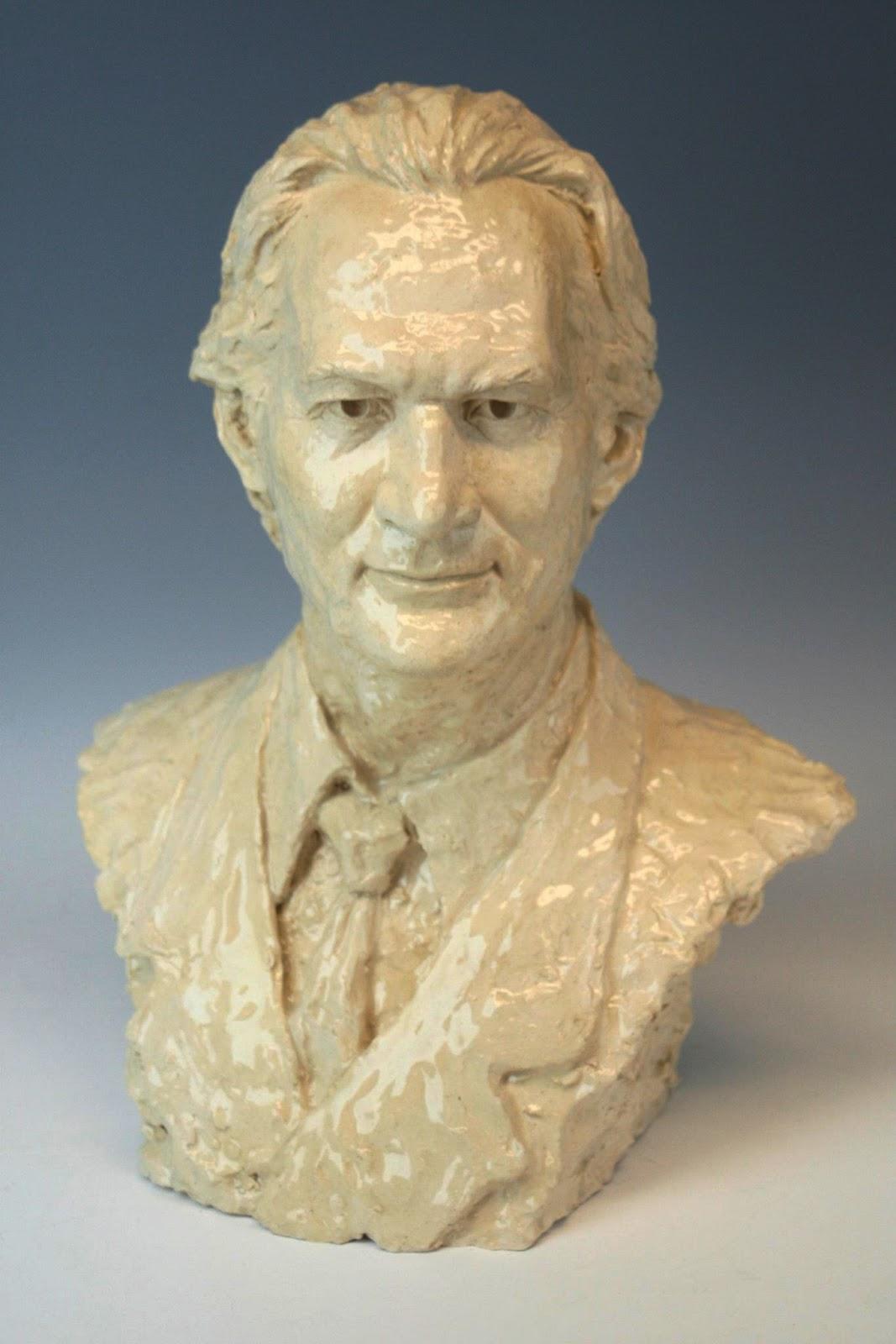 GV Sculpture: Ceramic Portraits