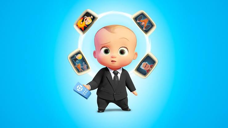 The Boss Baby: Get That Baby!(2020) WEBDL Subtitle Indonesia