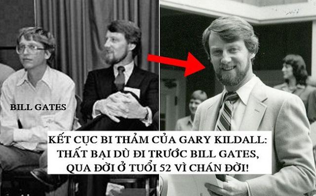 Người lẽ ra đã trở thành Bill Gates: Thiếu tầm nhìn hay không màng tài lợi?