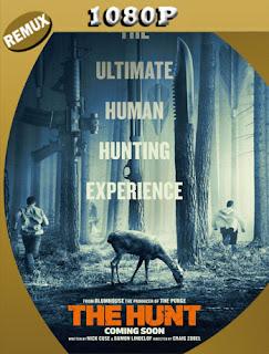 La cacería (The Hunt)  (2020) BDRemux [1080p] Latino [Google Drive] Panchirulo