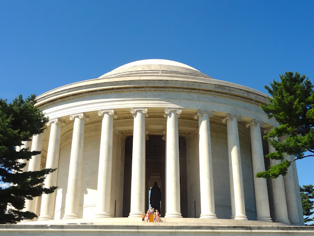 Krazy Kingdom Lincoln Memorial & Jefferson