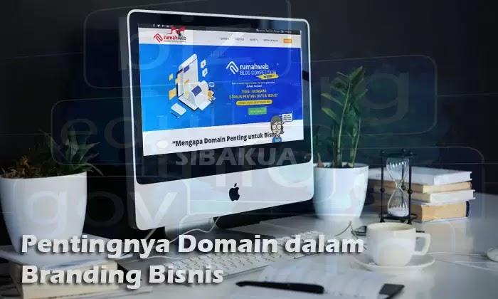 Pentingnya Domain dalam Branding Bisnis Bagi Pengusaha Pemula