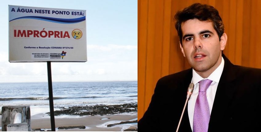 Comunistas rejeitaram emendas para melhorias de praias em SL por ser de Adriano Sarney