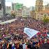 Evo Morales ante multitud: Las denuncias de fraude eran solo un pretexto para un golpe de Estado