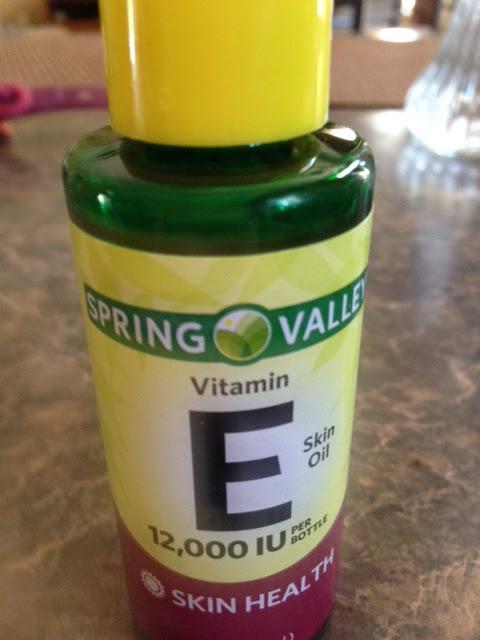 Get your Vitamin E oil at Walmart Neighborhood Market