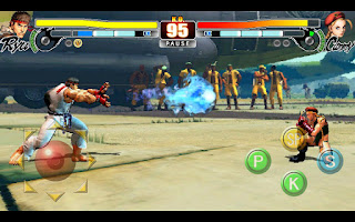 Street Fighter 4 HD Game +data For Android | Full Version Pro Free Download