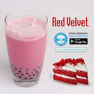 red velvet untuk web jakarta bubble drink
