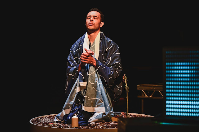 Robert Fokkens: Bhekizizwe - Themba Mvula - Opera'r Ddraig (Photo Kirsten McTernan)