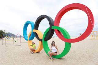 Rio de Janeiro inicia contagem regressiva para os Jogos Olímpicos 2016