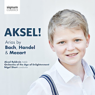 Aksel Rykkvin - Signum Classics