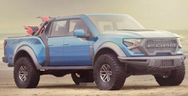 2022 Ford Raptor V8