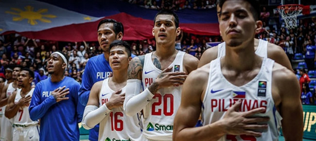 Alab Pilipinas def. Gilas Pilipinas, 81-76 in tuneup | November 11