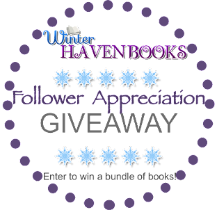Follower Appreciation Giveaway