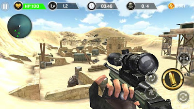 mountain sniper shooting game download