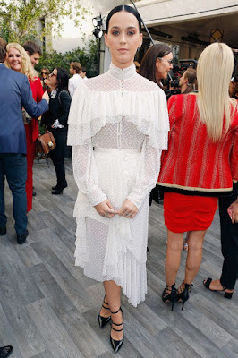 CFDA/Vogue Fashion Fund Katy Perry