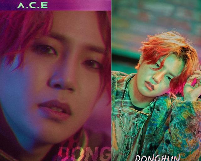 """alt=""""A.C.E's Project official concept teaser photo DONGHUN"""