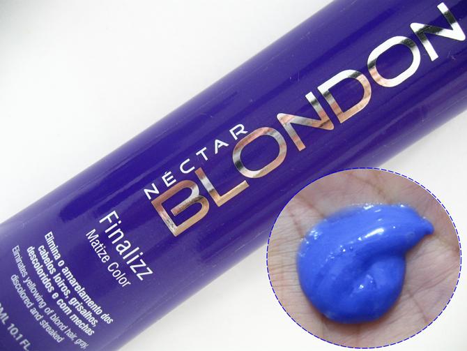Desamarelador Néctar Blondon Silver