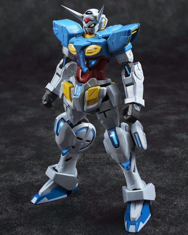 FIGURA ROBOT SPIRITS SIDE MS G-Self Gundam Reconguista in G