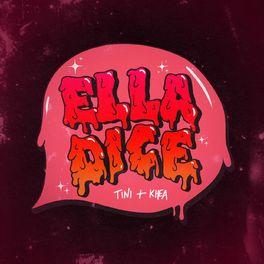 Download Música Ella Dice - TINI feat. KHEA Mp3