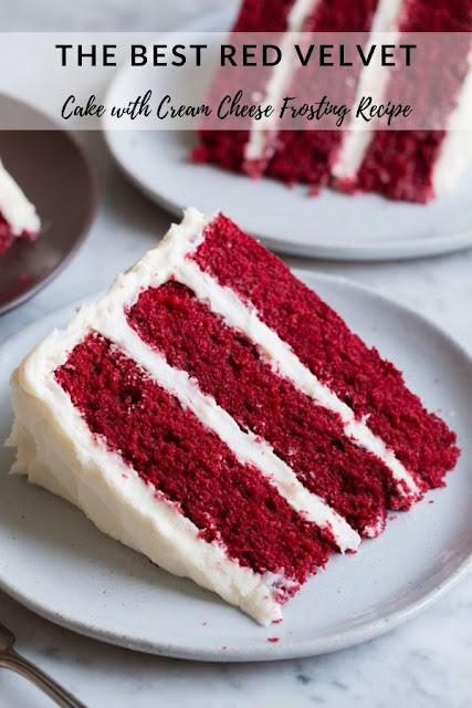 The Best Red Velvet Cake with Cream Cheese Frosting Recipe #The Best #Red Velvet #Cake with #Cream #Cheese #Frosting #Recipe Cake Recipes From Scratch, Cake Recipes Easy, Cake Recipes Pound, Cake Recipes Funfetti, Cake Recipes Vanilla, Cake Recipes Bundt, Cake Recipes Homemade, Cake Recipes Chocolate,