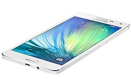 Samsung Galaxy A5 (Pearl White, 16 GB) for Rs.15990 Only @ Amazon (Next Lowest Rs.17990)Limited Period Deal