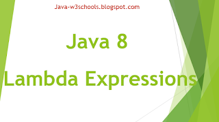 Complete Guide to Java 8 Lambda Expressions