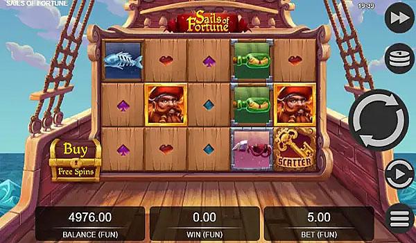 Main Gratis Slot Indonesia - Sails of Fortune Relax Gaming
