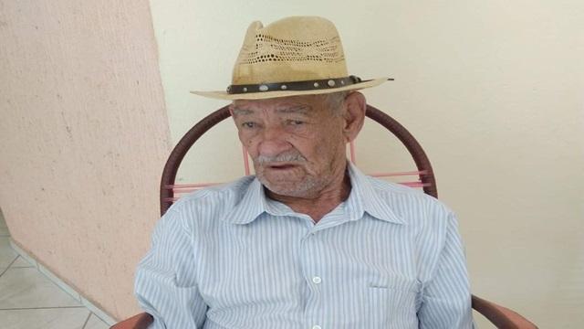 Familia informa falecimento do senhor Lauri de França,