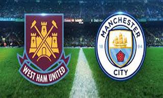 موعد مباراة وست هام يونايتد ومانشستر سيتي مباشر 24-10-2020 والقنوات الناقلة في الدوري الإنجليزي