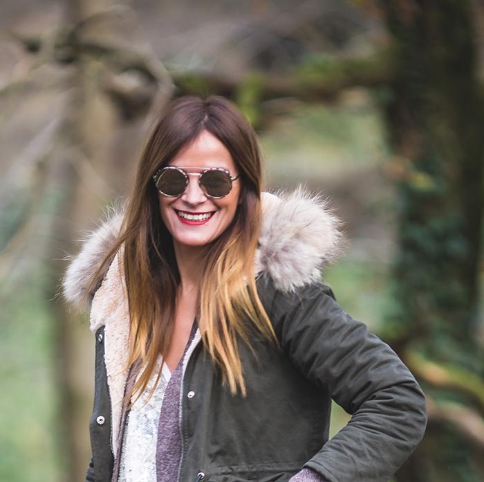 Top lencero lentejuelas , Lucía Díez , Es cuestión de estilo , Estilo , Personal Shopper .