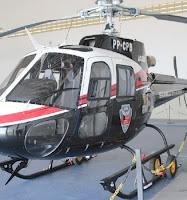 Deputado procura por helicóptero Acauã da PM do Governo do Estado