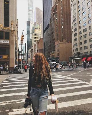Calle de New York