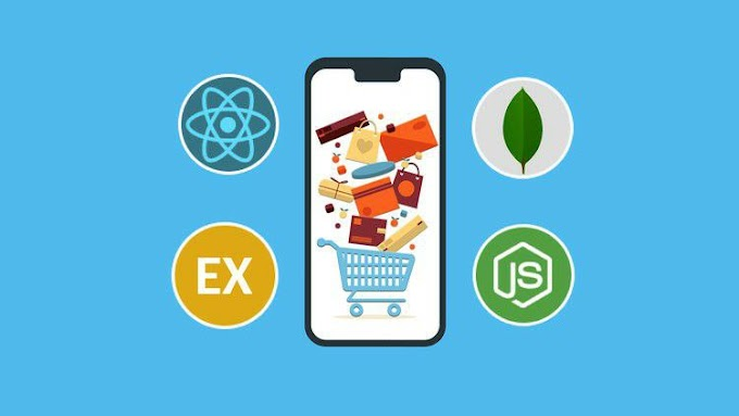 MERN Stack E-Commerce Mobile App with React Native [2021] [Free Online Course] - TechCracked