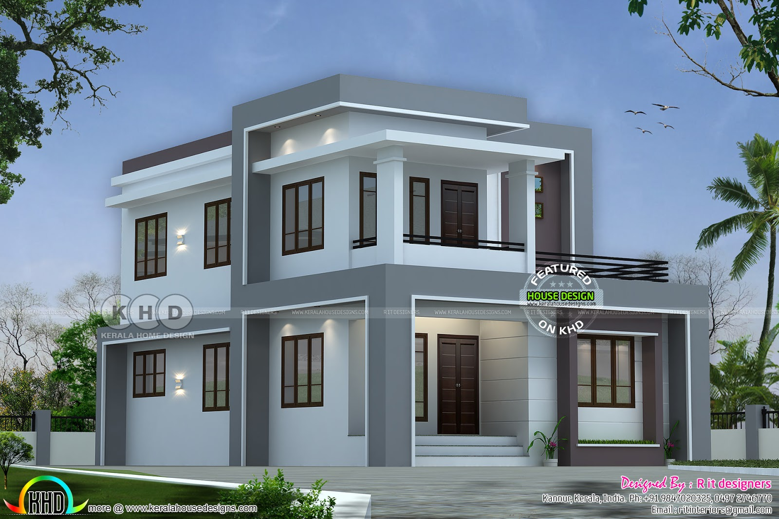 30 Lakhs Cost Estimated Home March 2018 Kerala Home Design