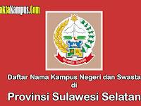 15+ Kampus Terbaik di Sulawesi Selatan yang Negeri dan Swasta