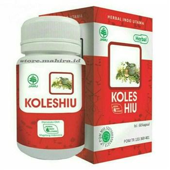 KOLESHIU - Herbal Pembakar Kolesterol Tinggi