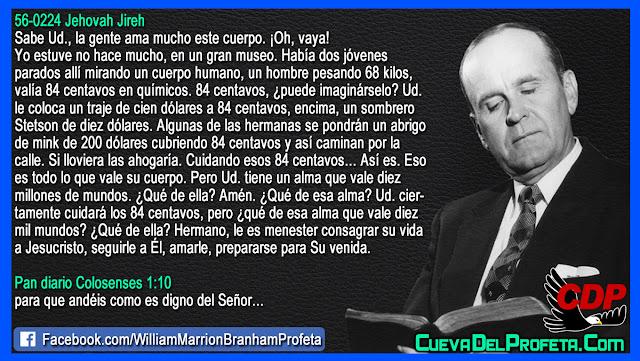 El real valor del alma - William Branham en Español