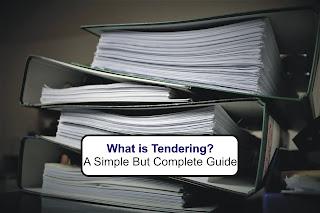 What is Tendering