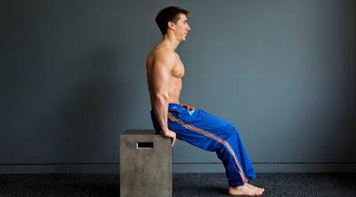5 تمارين على المقعد تمنح جسمك الحيوية المطلوبة رجل يمارس رياضية رياضه man do exercise work out sport