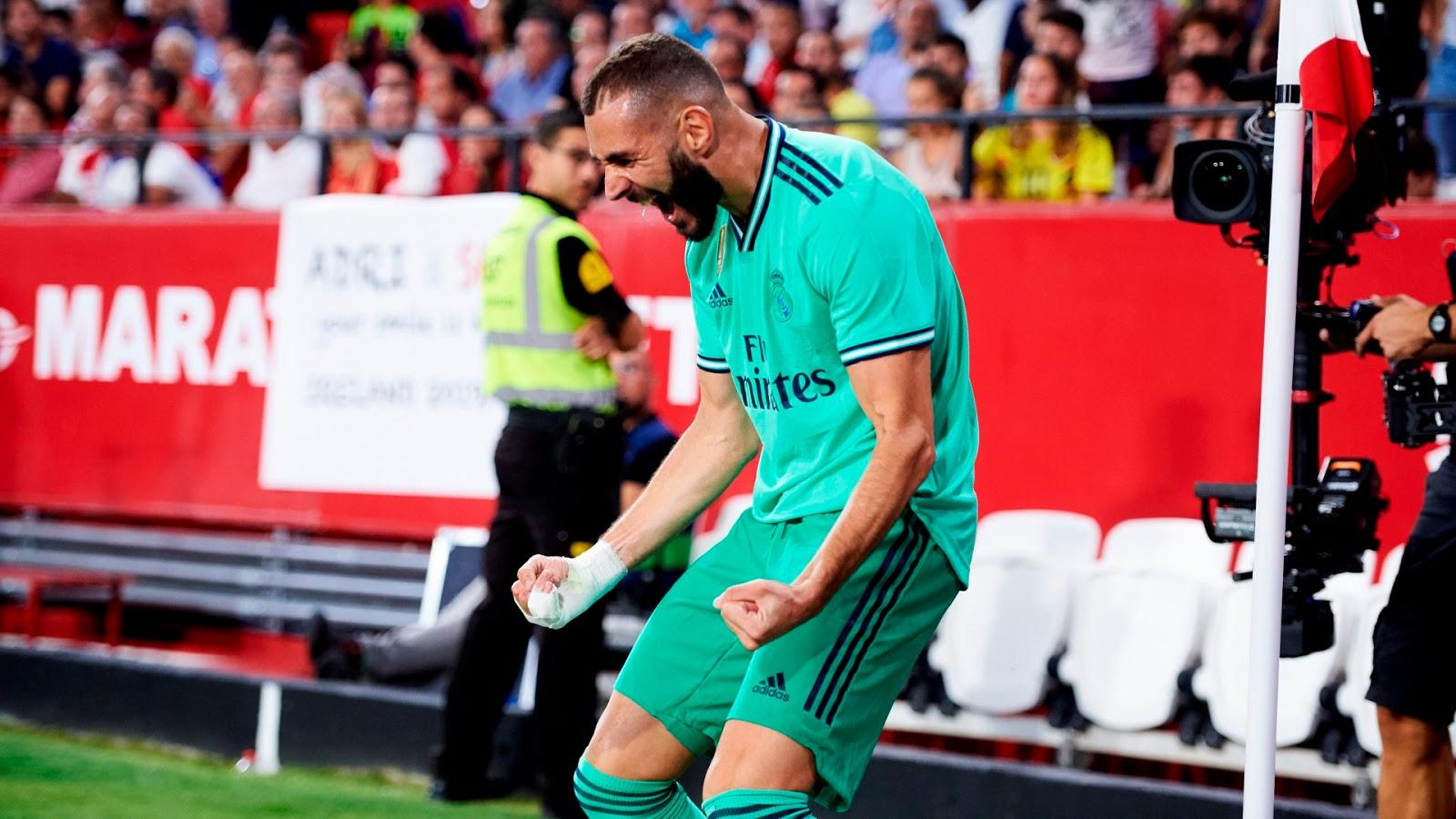 نتيجة مباراة ريال مدريد وأوساسونا بتاريخ 25-09-2019 الدوري الاسباني