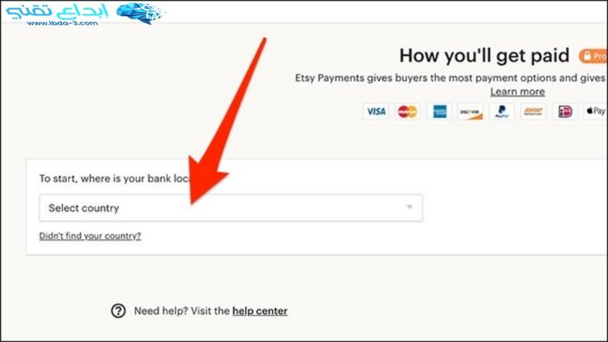 شرح طريقة التسجيل في موقع اتسي etsy مع شرح كيفية انشاء متجر الكتروني داخل موقع اتسيetsy