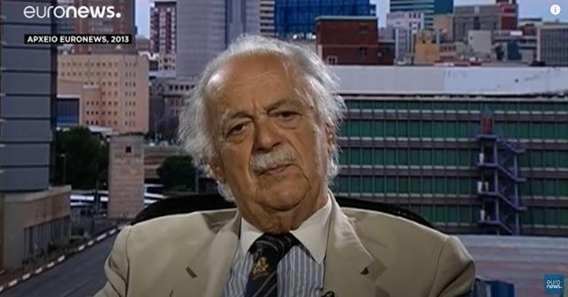 Πέθανε ο Έλληνας δικηγόρος του Μαντέλα, Τζορτζ Μπίζος (βίντεο)