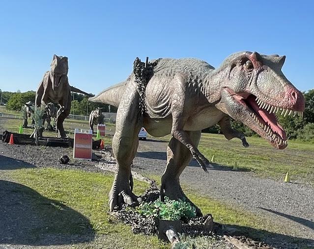 Jurassic Quest Pittsburgh