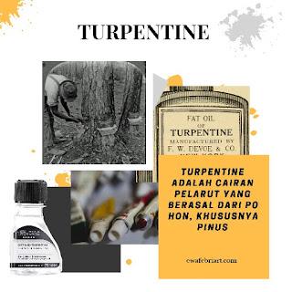 turpentine adalah