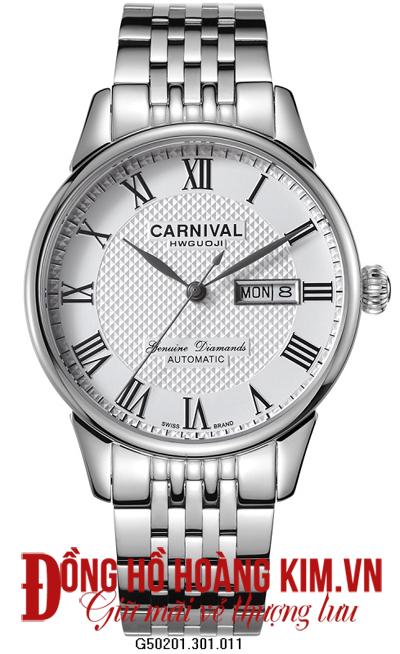 Đồng hồ Carnival có phải của Trung Quốc không?