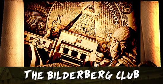 Teoria de conspiração - O Clube Bilderberg e a Nova Ordem Mundial - Capa