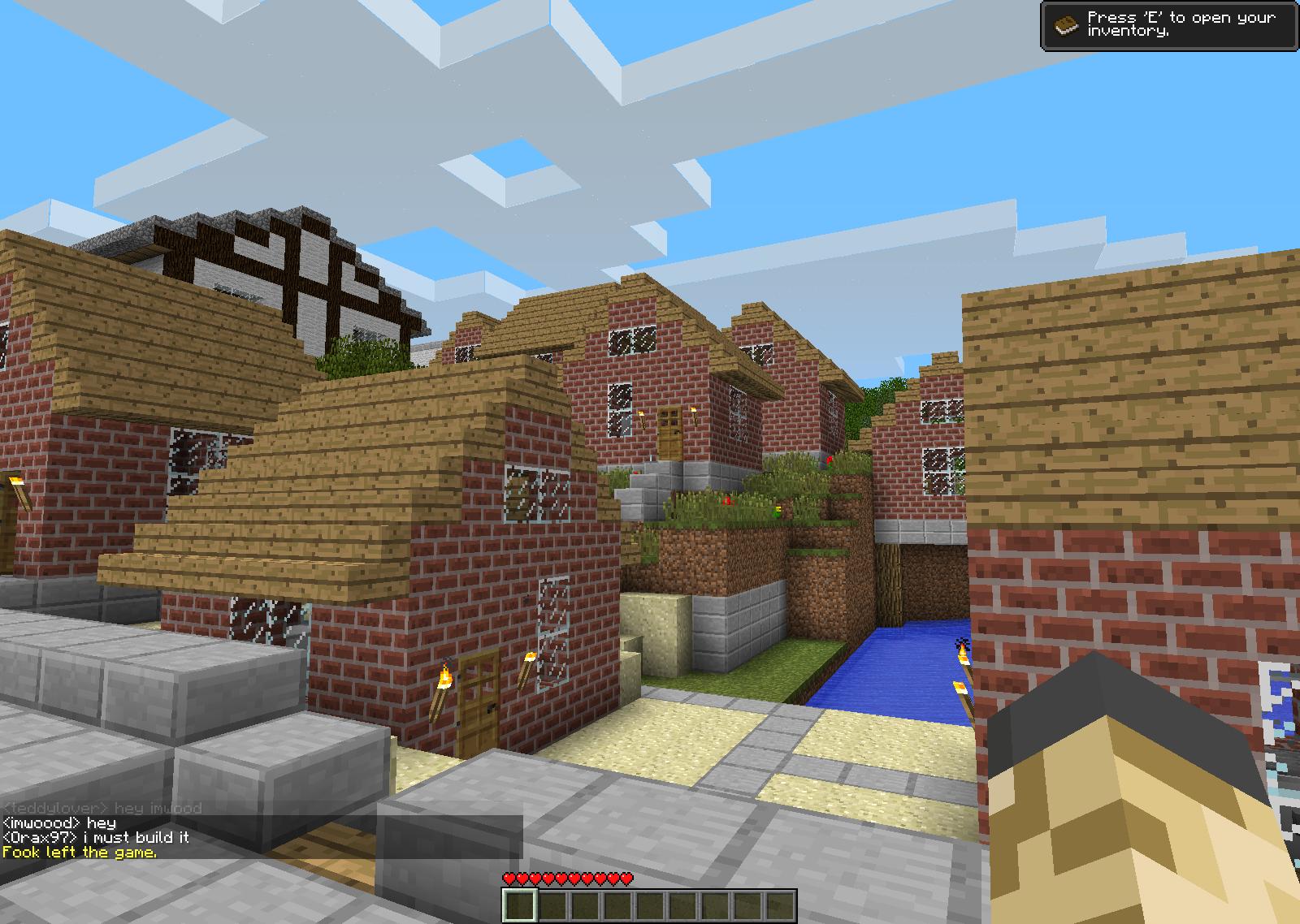 Minecraft Server Build Creative