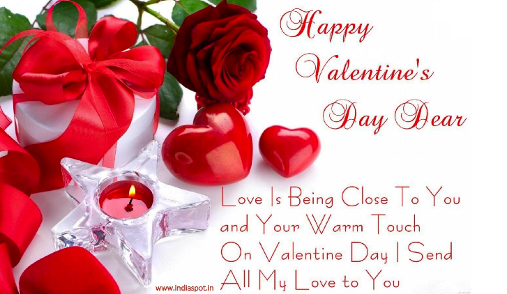 valentine day picture message