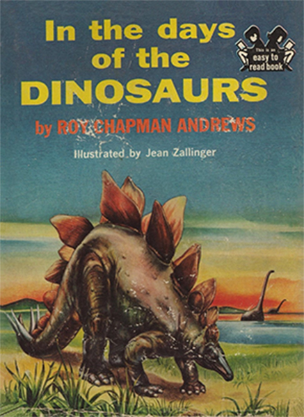 Vintage Dinosaur Art: In the Days of the Dinosaurs - Part 1
