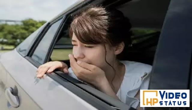 कार या बस में होती है उल्टियां तो अपनाएं यह उपाय, तुरंत मिलेगी राहत - Health Tips
